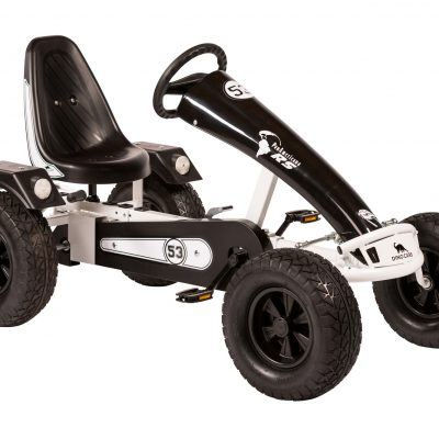 Dino PAN AMERICAN RS ZF Go Kart in WHITE