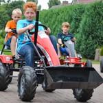 Dino Tracks Go Karts