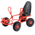 Dino Buggy in Red