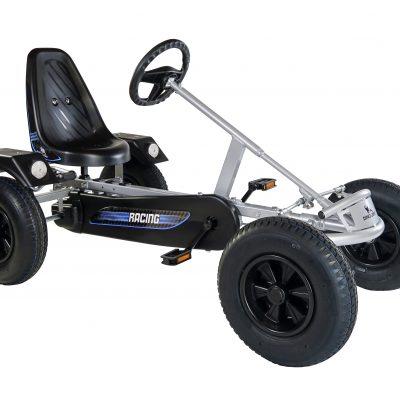 Dino Sport Go Kart Silver