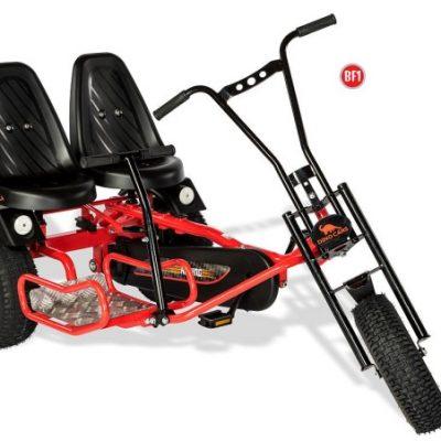 Dino 2 Rider Go Kart