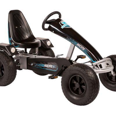 Dino Sport AF (Black & Silver) Go Kart